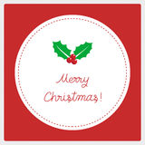 Merry Christmas greeting card18 Stock Images