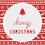Merry Christmas greeting card50 Stock Images