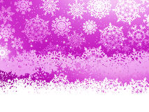 Merry Christmas Greeting Card. EPS 8 Royalty Free Stock Photography
