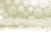 Merry Christmas Greeting Card. EPS 8. Vector file included Stock Image