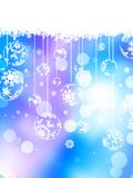 Merry Christmas greeting card. EPS 10 Stock Images