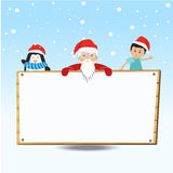 Merry christmas greeting card  illustration Stock Photo