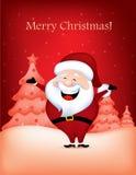 Merry christmas greeting Royalty Free Stock Photos
