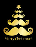 Merry christmas greeting Royalty Free Stock Photography