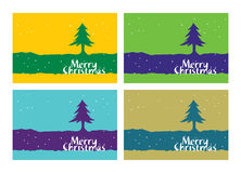 Merry Christmas Greetings Royalty Free Stock Photography