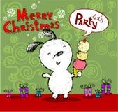 Merry Christmas greetings! Royalty Free Stock Photos