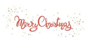 Merry Christmas Stock Photo