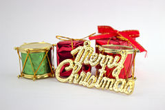 Merry christmas. A Happy Day Christmas and New Year Stock Photo