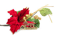 Merry christmas. A Happy Day Christmas and New Year Royalty Free Stock Photography
