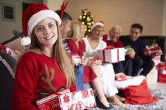 Merry Christmas! Stock Photography