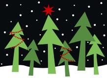 Merry christmas happy holidays.  Stock Photography