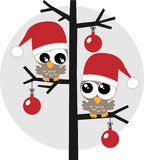 Merry christmas happy holidays Royalty Free Stock Image