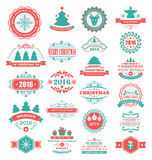 Merry Christmas and Happy Holidays Wishes Royalty Free Stock Images