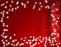 Merry Christmas and Happy New Year. Illustration Stock Image