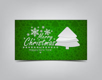 Merry Christmas! Royalty Free Stock Image
