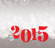 Merry christmas and Happy New Year. Background Stock Photo