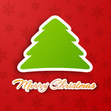 Merry Christmas and happy new year Background vector illustration