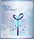 Merry Christmas and Happy New Year. Card Stock Photo