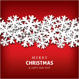 Merry Christmas and Happy New year celebration. Design Royalty Free Illustration