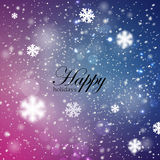 Merry Christmas and Happy New year celebration. Design Stock Photo