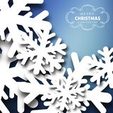 Merry Christmas and Happy New year celebration design.  Royalty Free Stock Images