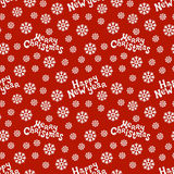 Merry Christmas and Happy New Year 2017. Christmas season hand drawn seamless pattern. Vector illustration. Doodle style Stock Images