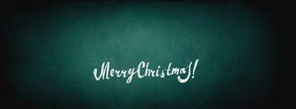 Merry Christmas Happy New Year Congratulation Stock Photo