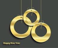 Merry Christmas, Happy new year creative greeting card design. Merry Christmas and Happy new year creative greeting card design vector illustration