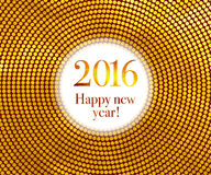 Merry Christmas and Happy New Year. 2016 Merry Christmas and Happy New Year. 10 eps Stock Photos