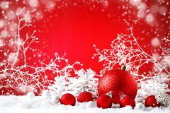Merry Christmas and Happy New Year. A New Year`s background with New Year decorations, Background with copy space. royalty free stock image