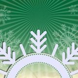 Merry Christmas And Happy New Year. Vector Illustration. Eps 10 stock illustration