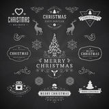 Merry Christmas And Happy New Year Wishes Royalty Free Stock Image
