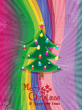 Merry christmas & happy new years background Royalty Free Stock Photos