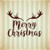 Merry christmas holiday december Royalty Free Stock Photos