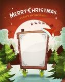 Merry Christmas Holidays Background Stock Photos