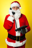 Merry Christmas! How are you? Stock Photography