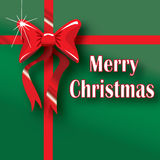 Merry Christmas Illustration Royalty Free Stock Image
