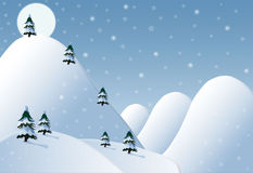 Merry Christmas illustration Stock Images
