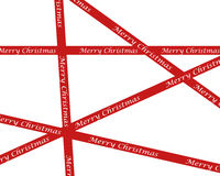 Merry Christmas. Isolated on white background Royalty Free Stock Images