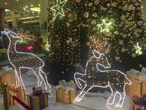 Merry Christmas January 2019 Egypt stock photo