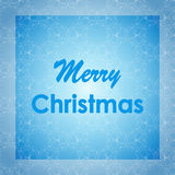 Merry Christmas Lettering Design. Vector card. Holiday background. royalty free stock photo