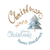 Merry christmas-44 Stock Photos