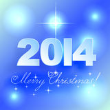 Merry Christmas light background Royalty Free Stock Images