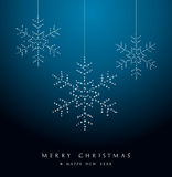 Merry Christmas luxury decoration composition. Stock Photos