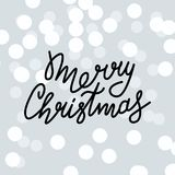 Merry Christmas. Royalty Free Stock Photos