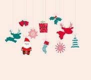 Merry christmas navidad Stock Image