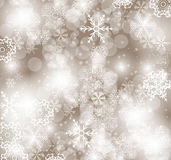 Merry Christmas and New Year Background. Vector Illustration. EPS10 Royalty Free Stock Photos