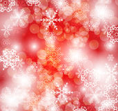 Merry Christmas and New Year Background. Vector Illustration. EPS10 Royalty Free Stock Photography