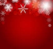 Merry Christmas and New Year Background. Vector Illustration. EPS10 Stock Photos