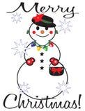 Merry Christmas! Stock Photos
